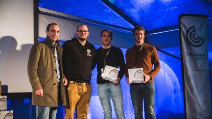 Studenten uit Knokke en Koekelare winnen prijs tijdens hackathon