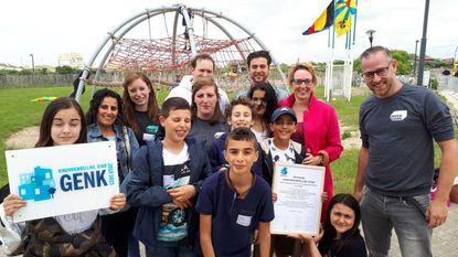 Genk en Riemst zijn officieel kindvriendelijk