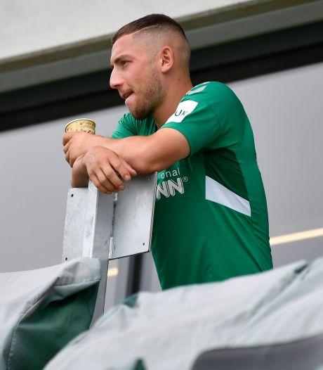 Linksback Wittek tekent snel meerjarig contract bij Vitesse