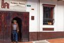La Candelaria is de wijk in Bogotá waar oud en nieuw, jong en oud samenkomen