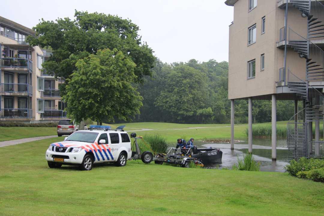 De politie zocht zonder succes naar het moordwapen bij Parc Zonnehove