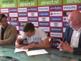 Nieuweling Ryan Thomas tekende dinsdag bij PSV