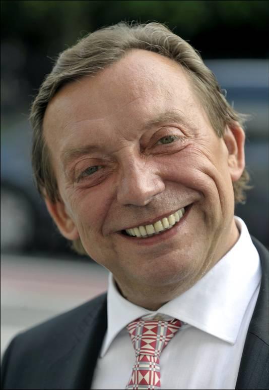 Michel Daerden: altijd goedgezind
