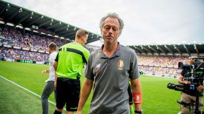 LIVE SUPERCUP. Club Brugge dicht bij de 1-0, maar Gillet brengt redding