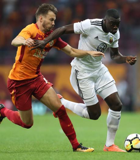 Galatasaray uitgeschakeld in tweede voorronde Europa League