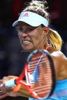 Kerber neemt revanche op Puig voor nederlaag in Rio