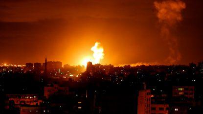 Spanningen met Hamas laaien weer op: Israëlische luchtmacht bestookt tachtig doelen in Gazastrook