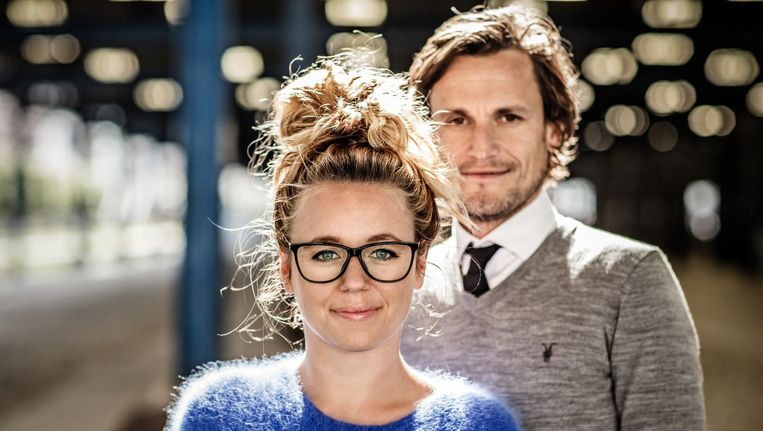 Sofie Peeters en Tim Van Aelst