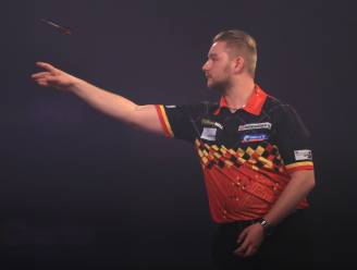 Dimitri Van den Bergh opent Masters darts tegen Engelsman Dobey