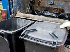 Goirle: huisvuilcontainers op speciale verzamelplaatsen. Niet meer voor de deur