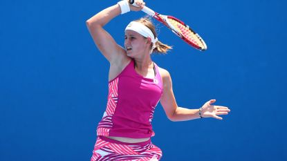 Belgische nummer 346 wint eerste partij op hoofdtabel WTA-toernooi - Bemelmans en Coppejans komen tegen elkaar uit in kwalificaties Australian Open