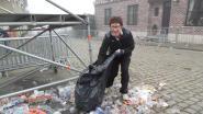 """Ronde-fans maken er een puinhoop van: """"Tot 8 ton zwerfafval op Paterberg en Kwaremont"""""""
