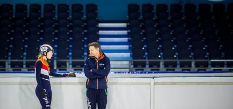 Otter betuigt steun aan Van Ruijven: 'Alleen jij ervaart nu dat donker geen licht toelaat'