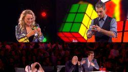 BGT-jury stomverbaasd na act met kubus