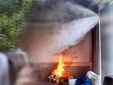 Watermist als redder bij brand