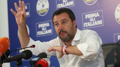 """Italiaanse vicepremier houdt voet bij stuk: """"Wij nemen geen genoegen meer met kruimels in Europa"""""""