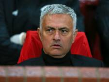 José Mourinho per direct weg bij Manchester United