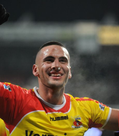 Grieperige Joey Suk vreest corona na 'massa-uitbraak' bij Kroatische club: '13 is extreem veel'