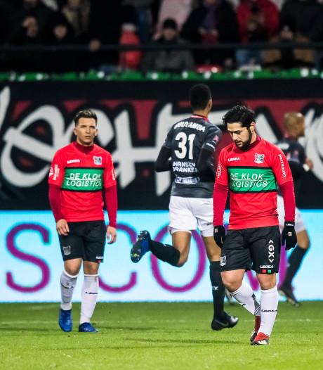 NEC zet PEC Zwolle-huurling Achahbar uit de selectie