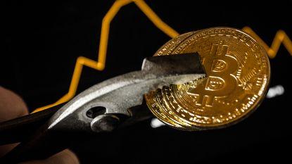 Beleggersbibbers drukken bitcoin