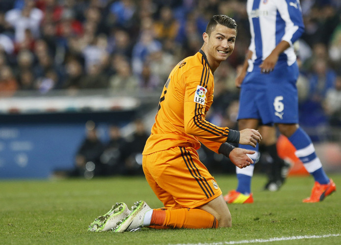 Le double Ballon d'Or admet aussi avoir eu des difficultés à être sifflé par les supporters des équipes adverses.