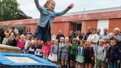 Jan Frans Willemschool springt het jaar in