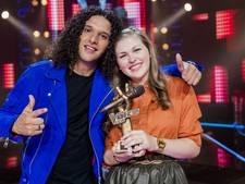 Iris Verhoek (15) uit Zeewolde wint The Voice Kids
