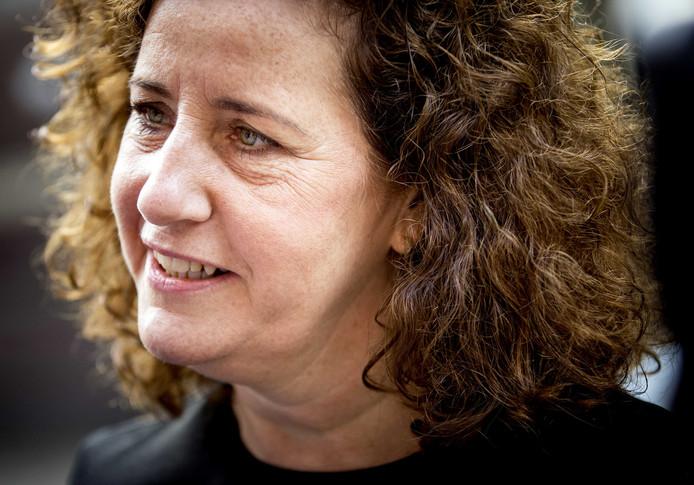 Ingrid van Engelshoven, D66-minister van Onderwijs, Cultuur en Wetenschap