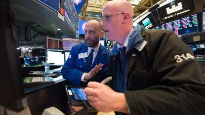 Engste dag op Wall Street in jaren: koersen in vrije val
