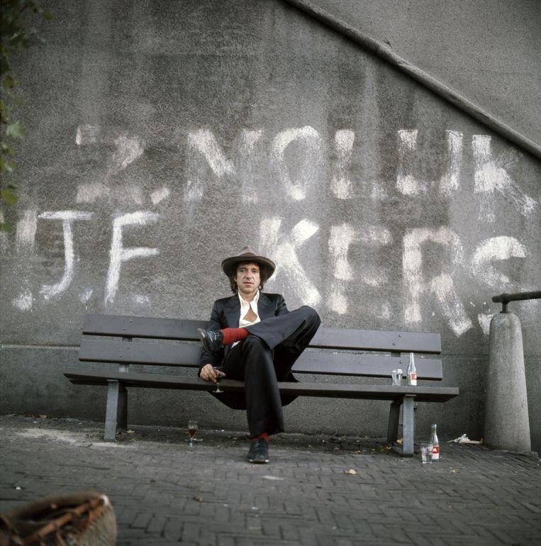 Ramses Shaffy. Beeld Henk Hilterman/Spaarnestad Photo