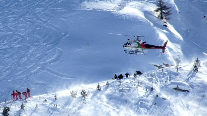 Twee Spaanse skiërs komen om bij lawine in Frankrijk