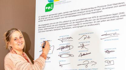 Strijd tegen klimaatverandering: Aalst wil 40 procent minder CO2 uitstoten tegen 2030