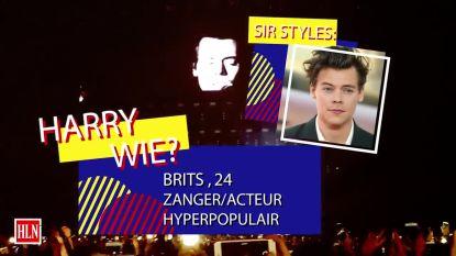 Concertkoorts: dit kan je vanavond verwachten van Harry Styles in het Sportpaleis