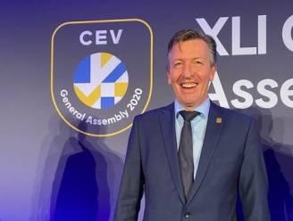 Lennikenaar Geert De Dobbeleer verkozen voor functies op Europees en internationaal volleybalvlak