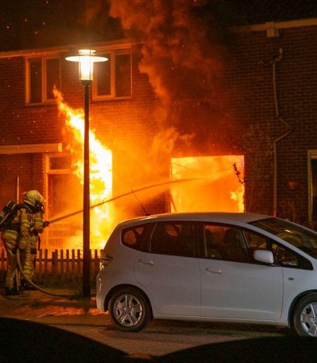 Uitslaande woningbrand Deventer niet aangestoken