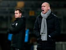 Roda JC tegen NAC zonder besmette trainer Streppel