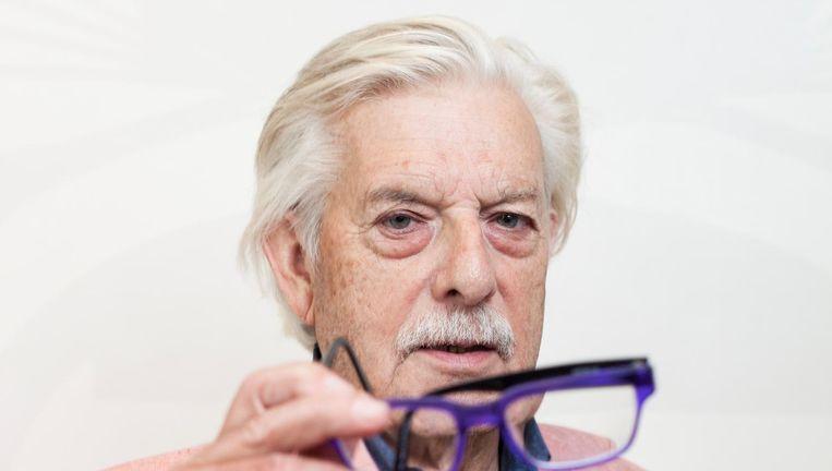 Jan Siebelink. Beeld Renate Beense