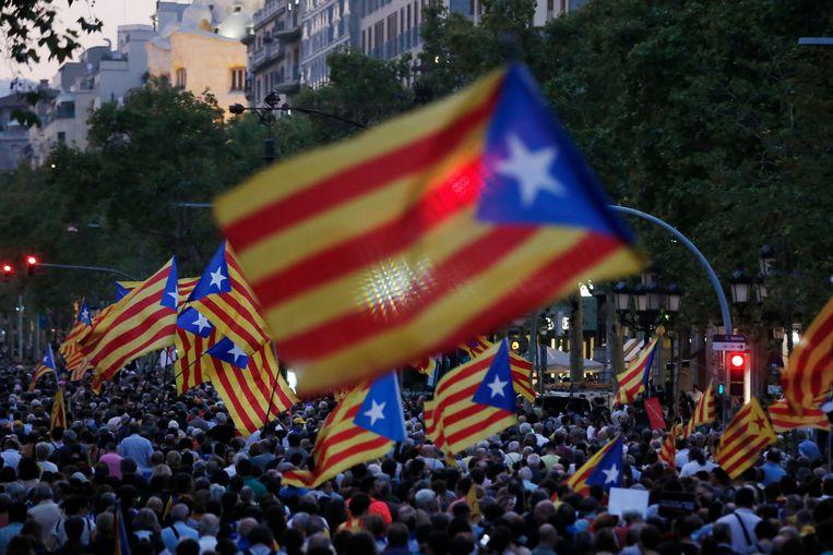 Het referendum dat in Catalonië werd gehouden zorgde voor een van de grootste Spaanse politieke crises in tijden.