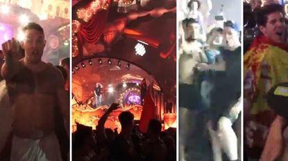 Recht in het oog van de Tomorrowland-storm: Dimitri Vegas trakteert de HLN-lezer op 'Moshpit Madness'