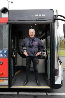 Chauffeur van de alternatieve busroute voor de Hoekse Lijn gaat zijn ritjes missen