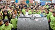 Hamse leerlingen dansen en zingen voor klimaat
