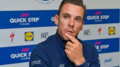 """Philippe Gilbert voelt zich klaar om gooi te doen naar record in Amstel: """"Ik verwacht een mooie strijd"""""""