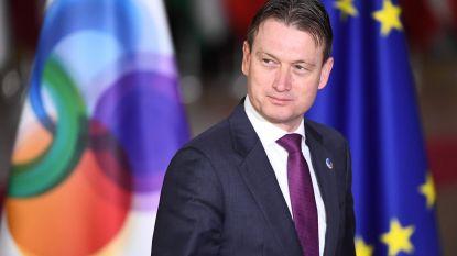 Ophef in Nederland over minister die ontmoeting met Poetin verzon