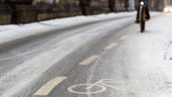 Fietsen in de sneeuw? Zo vermijd je valpartijen