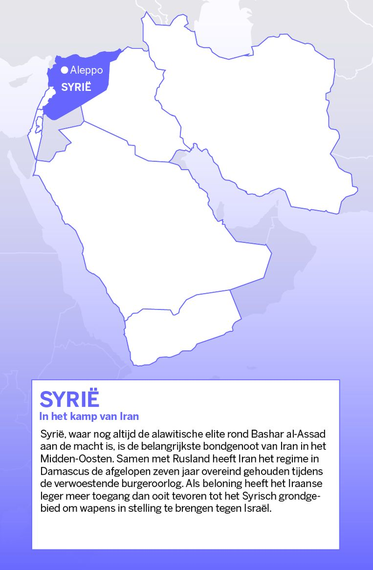Syrië. Beeld