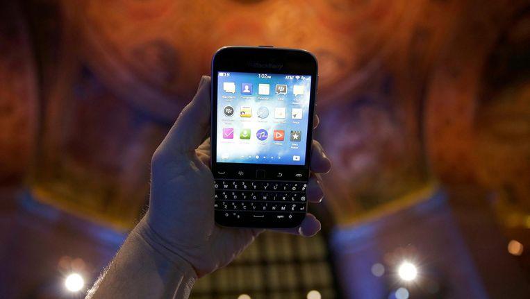 De Canadese servers bevatten informatie van 40.000 versleutelde smartphones Beeld anp
