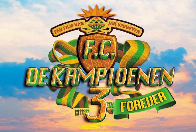 In 'Kampioenen Forever' trekt de ploeg naar Afrika.