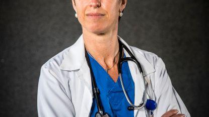 """Topdokter Ann Vandenbroucke: """"Er zijn in ons land al veel mensen gestorven die misschien niet hadden moeten sterven"""""""