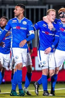 FC Den Bosch oefent tegen De Graafschap en OJC