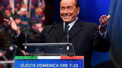 Parket vordert vier jaar cel tegen Berlusconi wegens beïnvloeden van getuigen